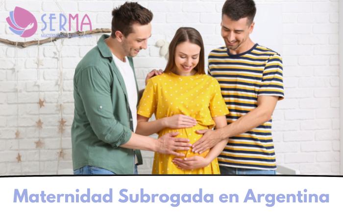 Maternidad Subrogada en Argentina